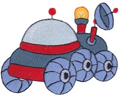 Rover Craft embroidery design
