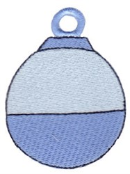 Laundry Day Softener Ball embroidery design
