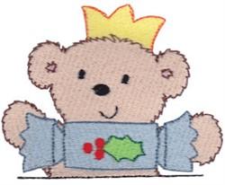 Teddy Bear & Candy embroidery design
