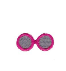 Teenie Tiny Glasses embroidery design