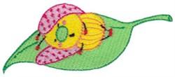 Leaf Bug embroidery design