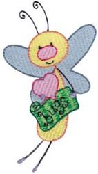 Cartoon Buterfly embroidery design