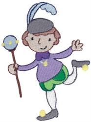 Jester Prince embroidery design