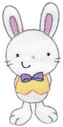 Sweet Easter Bunny embroidery design
