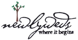 Where It Begins embroidery design