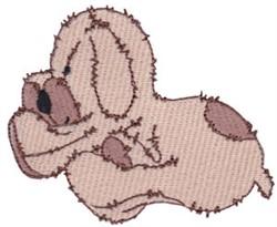 FloppyDog embroidery design