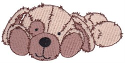 Floppy Dog embroidery design