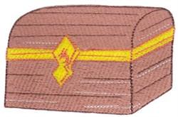Floppy Dog Chest embroidery design