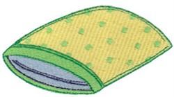 Floppy Dog Pillow embroidery design