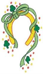 Irish Ribbons & Bows embroidery design