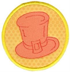 Applique Leprechauns Gold Coin embroidery design
