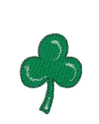 Irish Shamrock embroidery design