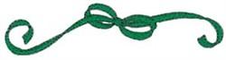 Irish Ribbon embroidery design