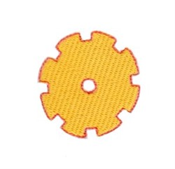 Zotbot Gear embroidery design