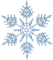 Snowflakes Too embroidery design