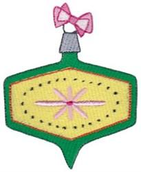 Retro Christmas Ornaments embroidery design
