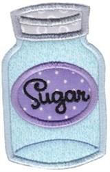 Sugar Baking Applique embroidery design