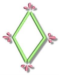 Doodad Doodle Diamond embroidery design