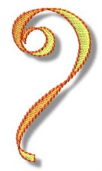 Riband Decor embroidery design