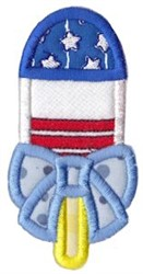 All American Popsicle embroidery design
