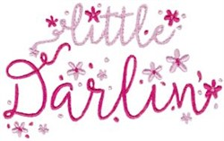 Southern Darlin embroidery design
