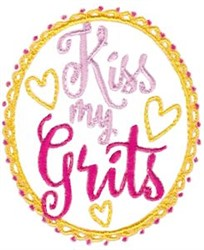 SouthernGirl embroidery design