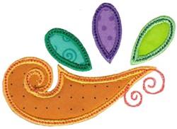 Applique Decoration embroidery design
