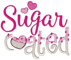 Sugar Coated embroidery design