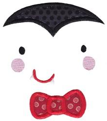 Applique Vampire embroidery design