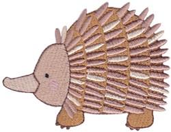 Australian Animal Echidna embroidery design