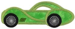 Race Cars Applique embroidery design