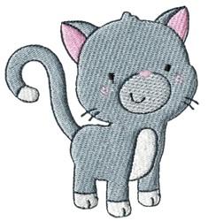 Pet Cat embroidery design