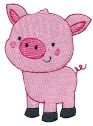 Pet Pig embroidery design