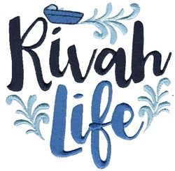 Rivah Life embroidery design