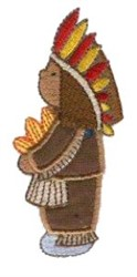 Thanksgiving Whimsy embroidery design