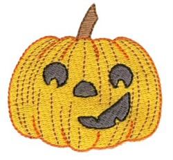 Halloween Pumpkin embroidery design