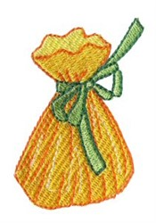 Treat Bag embroidery design