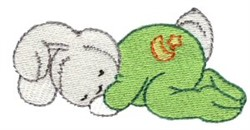 Bunny Rabbit Dreamer embroidery design