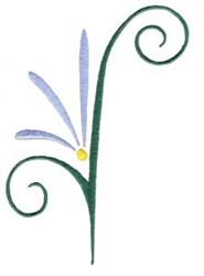 Elegant Scrolls embroidery design