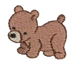 Mini Bear embroidery design