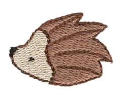 Mini Hedgehog embroidery design
