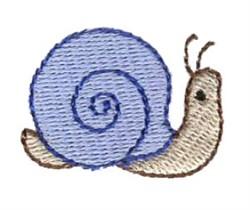 Mini Snail embroidery design