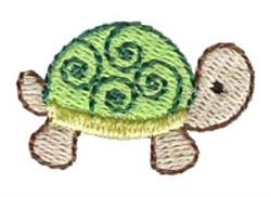 Mini Turtle embroidery design