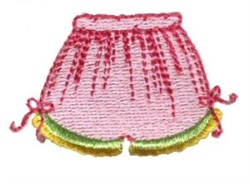 Pajama Party Pants embroidery design