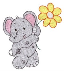 Little Nellie & Daisy embroidery design