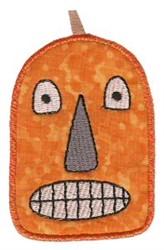 Applique Halloween Pumpkin embroidery design