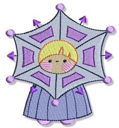 BubbaBoo Snowflake In Winter embroidery design