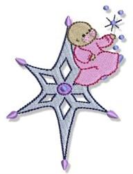 BubbaBoo In Snowy Winter embroidery design