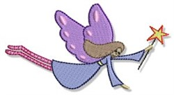 Flutterby Fairy embroidery design