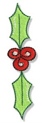 Buggin Out Christmas embroidery design